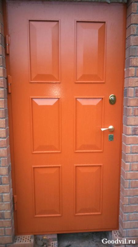 металлические двери в ювао цены